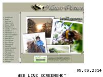 Ranking Webseite nature-picture.repage.de