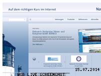 Ranking Webseite navigate.de