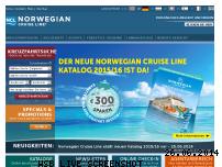 Informationen zur Webseite ncl.de