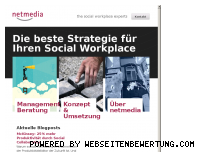 Ranking Webseite netmedia.de