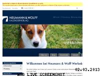 Ranking Webseite neumann-wolff.de