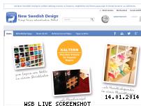 Ranking Webseite new-swedish-design.de