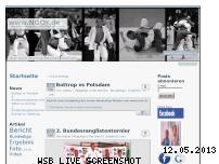 Ranking Webseite ngoy.de