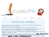 Informationen zur Webseite nichtraucher-betriebsanleitung.de