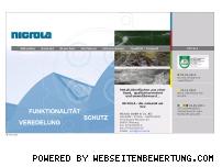 Ranking Webseite nicrola.de