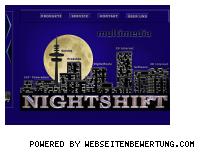 Ranking Webseite nightshift.de