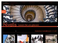 Ranking Webseite nivalis.at