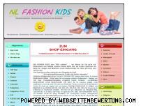 Ranking Webseite nl-fashion-kids.de