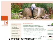 Ranking Webseite nonnenmann-galabau.de