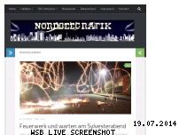 Informationen zur Webseite nordseegrafik.de