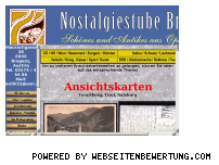 Ranking Webseite nostalgiestube.at