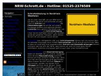 Informationen zur Webseite nrw-schrott.de