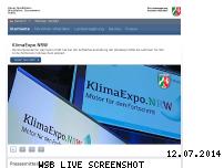 Ranking Webseite nrw.de