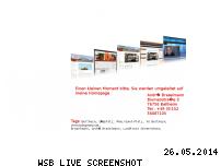 Informationen zur Webseite o3n.de