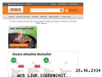 Ranking Webseite obi.de