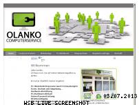 Ranking Webseite olanko.de