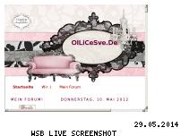Ranking Webseite ollicesve.de