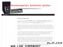 Ranking Webseite online-browser-games.jimdo.com