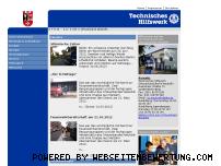 Ranking Webseite ov-neukoelln.thw.de