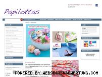 Ranking Webseite papilottas.de