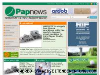 Ranking Webseite papnews.com