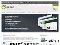 Ranking Webseite papoo.de
