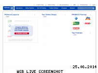 Informationen zur Webseite payback.de