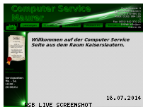 Ranking Webseite pc-maurer.de
