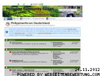 Ranking Webseite philippinenforum.net