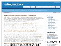 Ranking Webseite phw-jendreck.de