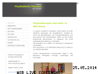 Ranking Webseite physiotherapie-stumpf.de