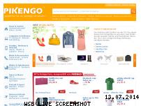 Ranking Webseite pikengo.de