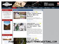 Ranking Webseite pinkbike.com