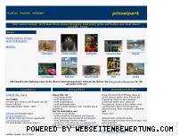 Ranking Webseite pinselpark.de