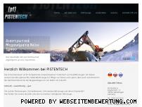 Ranking Webseite pistentech.eu