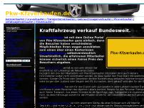 Ranking Webseite pkw-kfzverkaufen.de