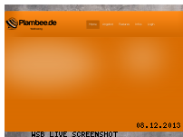 Informationen zur Webseite plambee.de