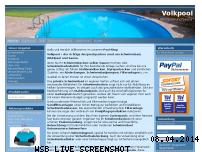Informationen zur Webseite poolimgarten.de