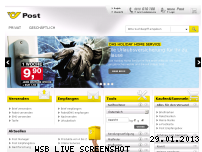 Ranking Webseite post.at