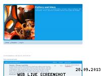 Ranking Webseite potteryandglass.forumandco.com