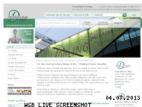 Ranking Webseite privatklinik-doebling.at