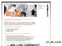 Ranking Webseite profi-mietshop.de