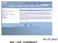 Informationen zur Webseite project-management.magt.biz