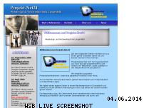 Ranking Webseite projekt-net24.de