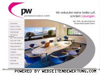 Ranking Webseite pw-internet.de