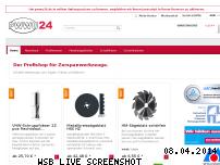 Informationen zur Webseite pwwu24.de