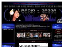Informationen zur Webseite radio-gagga.net