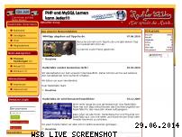 Ranking Webseite radiotalks.de