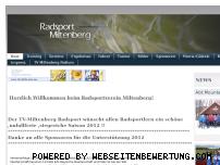 Ranking Webseite radsport-miltenberg.de