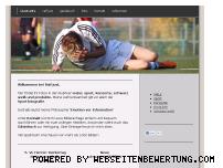 Ranking Webseite ralfjust.de
